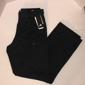 NWT Black Tecni-Fleece Sweatpants Sz M